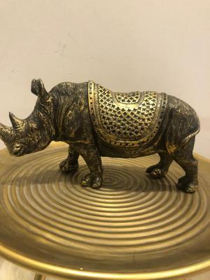 P.Rhino Antiques logo